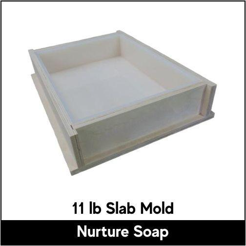 11 lb Slab Mold - Nurture Soap