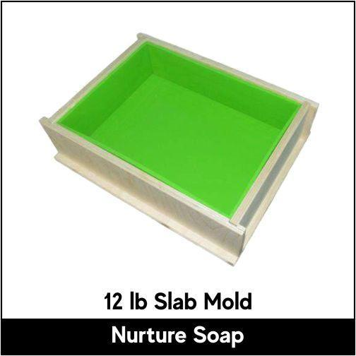 12 lb Slab Mold - Nurture Soap