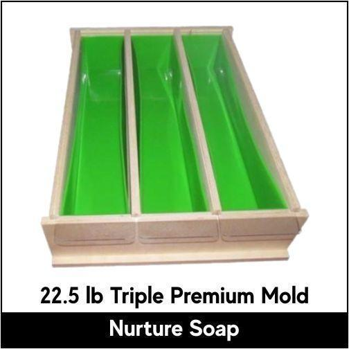 22.5 lb Triple Premium Mold - New Version
