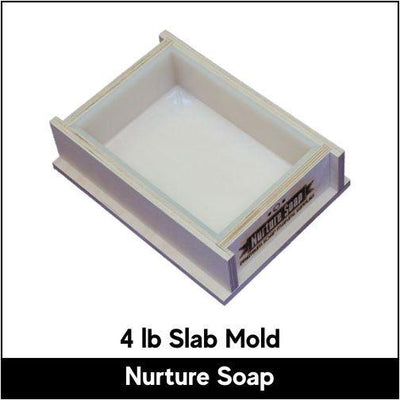 4 lb Slab Mold - Nurture Soap