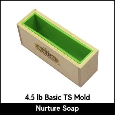 4.5 lb Tall Skinny Basic Mold - Nurture Soap