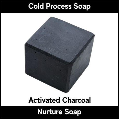 Activated Charcoal - Nurture Soap Inc. - 1