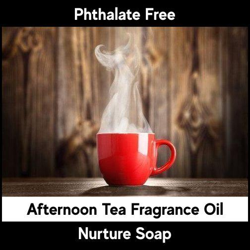 Fragrance Oils-Afternoon Tea-Nurture Soap