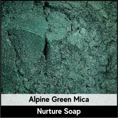 Alpine Green Mica
