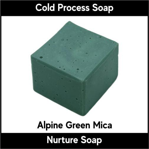 Alpine Green Mica Powder