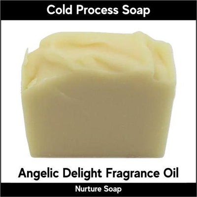 Angelic Delight in cold process-Nurture Soap