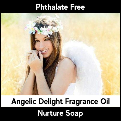 Angelic Delight-Nurture Soap