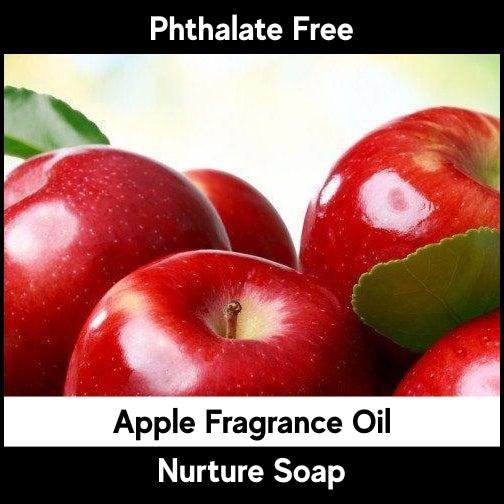 Apple Fragrance Oil - Nurture Soap Inc. - 1