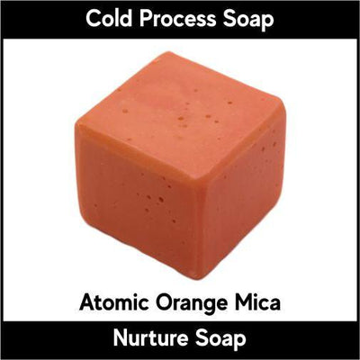 Atomic Orange Mica