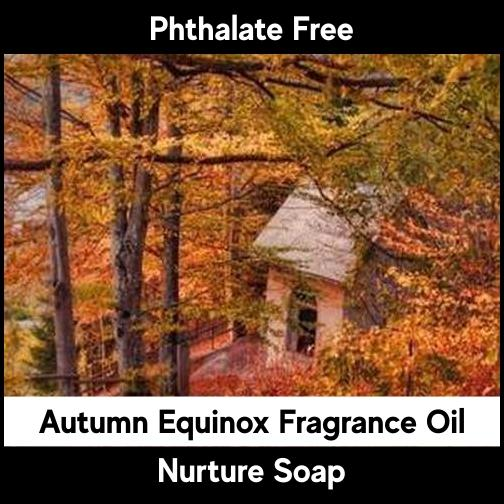 Autumn Equinox-Nurture Soap