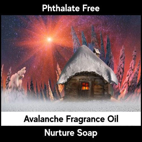 Avalanche Fragrance Oil - Nurture Soap Inc. - 1