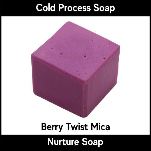 Berry Twist Mica