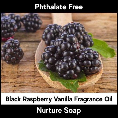 Black Raspberry Vanilla-Nurture Soap