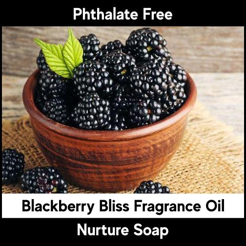 Blackberry Bliss-Nurture Soap