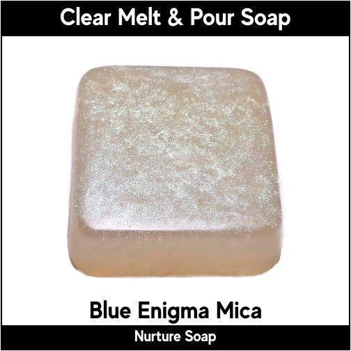 Blue Enigma Mica-Nurture Soap Making Supplies