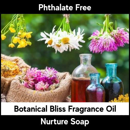 Botanical Bliss Fragrance Oil