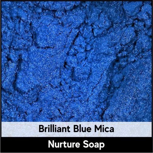 Brilliant Blue Mica