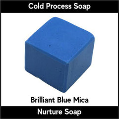 Brilliant Blue Mica Powder