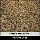 Bronze Brown Mica-Nurture Soap Making Supplies