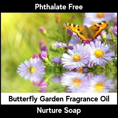 Butterfly Garden Fragrance Oil