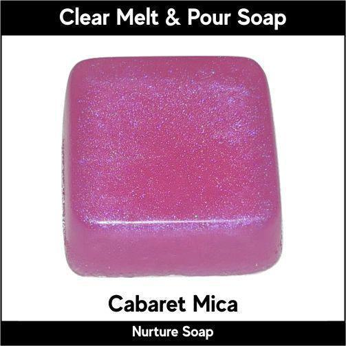 Cabaret Mica-Nurture Soap Making Supplies