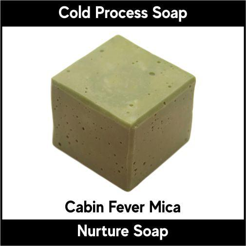 Cabin Fever Green Mica