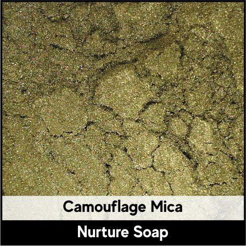 Camouflage Green Mica