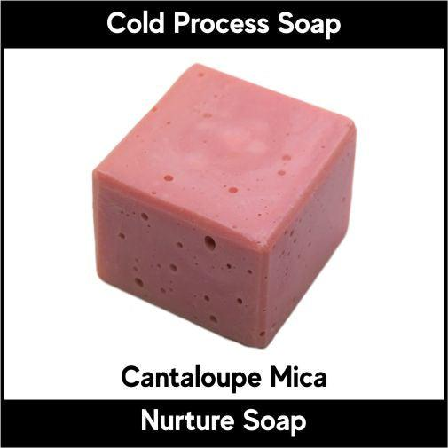 Cantaloupe Mica-Nurture Soap Making Supplies