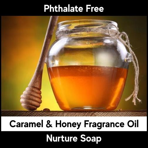 Caramel & Honey-Nurture Soap