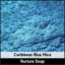 Caribbean Blue Mica-Nurture Soap Making Supplies