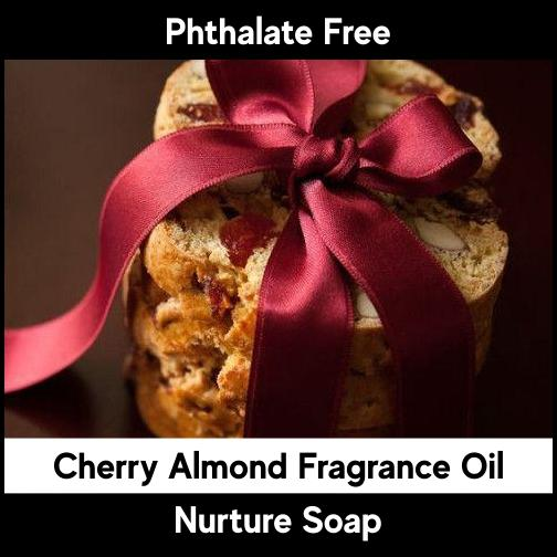 Cherry Almond-Nurture Soap