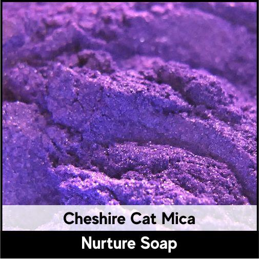 Cheshire Cat Mica-Nurture Soap Making Supplies