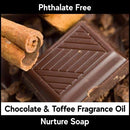 Chocolate & Toffee-Nurture Soap