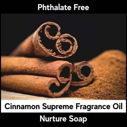 Cinnamon Supreme Fragrance Oil