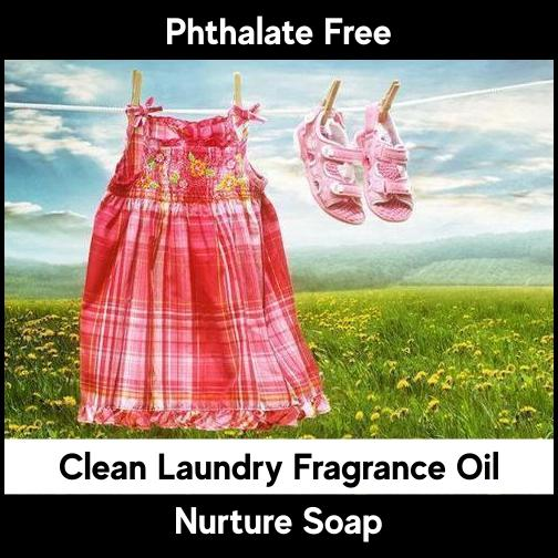 Clean Laundry-Nurture Soap