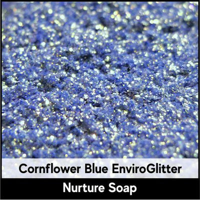 Cornflower Blue Eco-Friendy EnviroGlitter