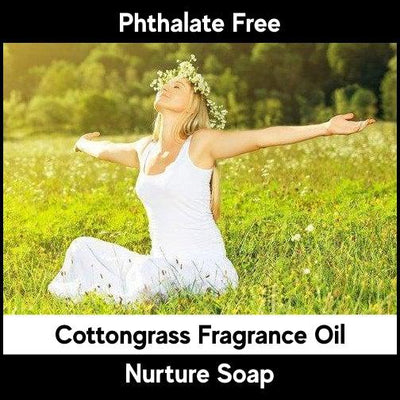 Cottongrass-Nurture Soap