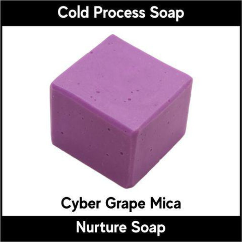 Cyber Grape Mica Powder - Nurture Soap Inc. - 1