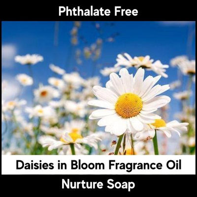 Daisies in Bloom-Nurture Soap