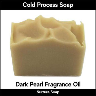 Dark Pearl in cold process-Nurture Soap