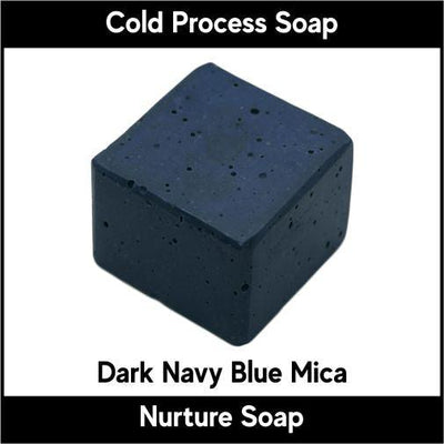 Dark Navy Blue Mica