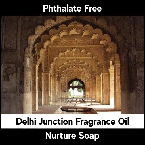 Delhi Junction Fragrance Oil