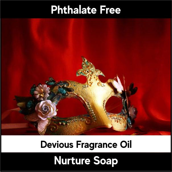 Devious-Nurture Soap