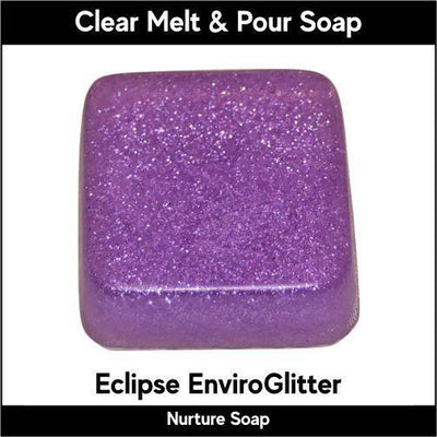 Eclipse Eco-Friendy EnviroGlitter in MP Soap