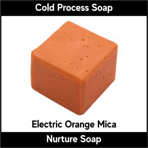 Electric Orange Mica