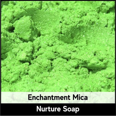 Enchantment Mica-Nurture Soap Making Supplies