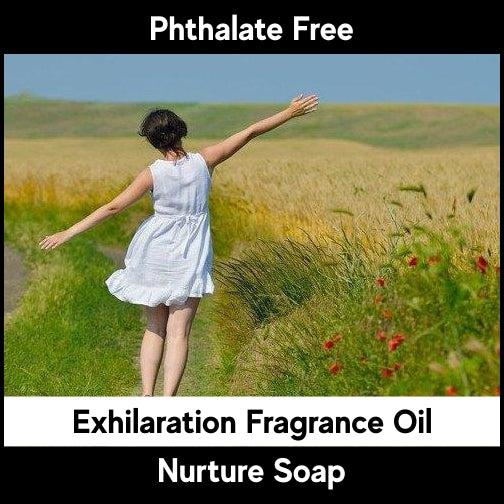 Exhilaration-Nurture Soap