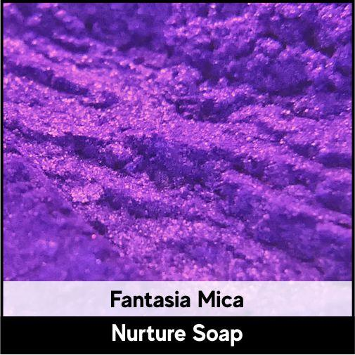Fantasia Mica-Nurture Soap Making Supplies