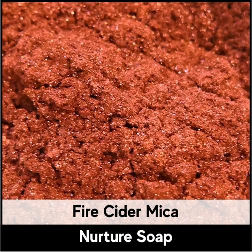 Fire Cider Mica-Nurture Soap Making Supplies