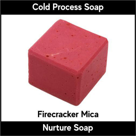 Firecracker Mica Powder - Nurture Soap Inc. - 1